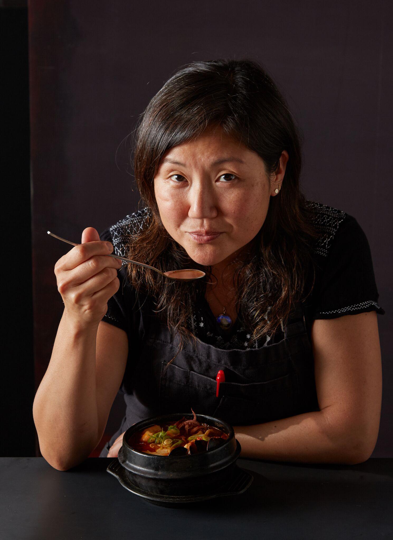 Sohui Kim - Restaurants; Where Community Comes Together